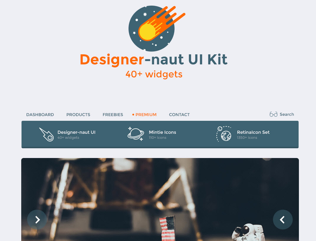 Designer UI-kit