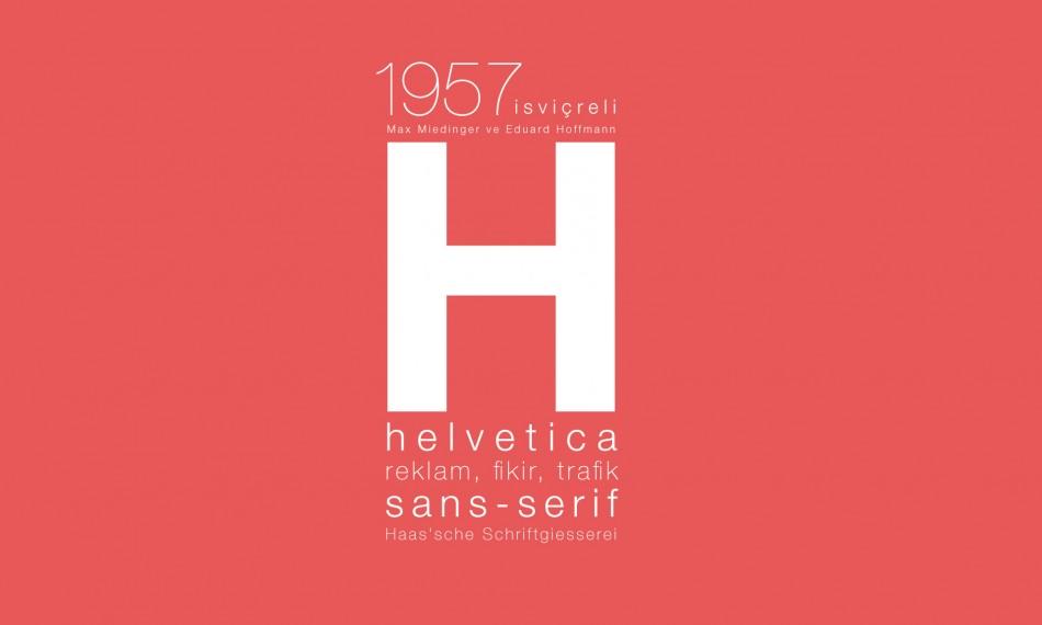 helvetica-fontu