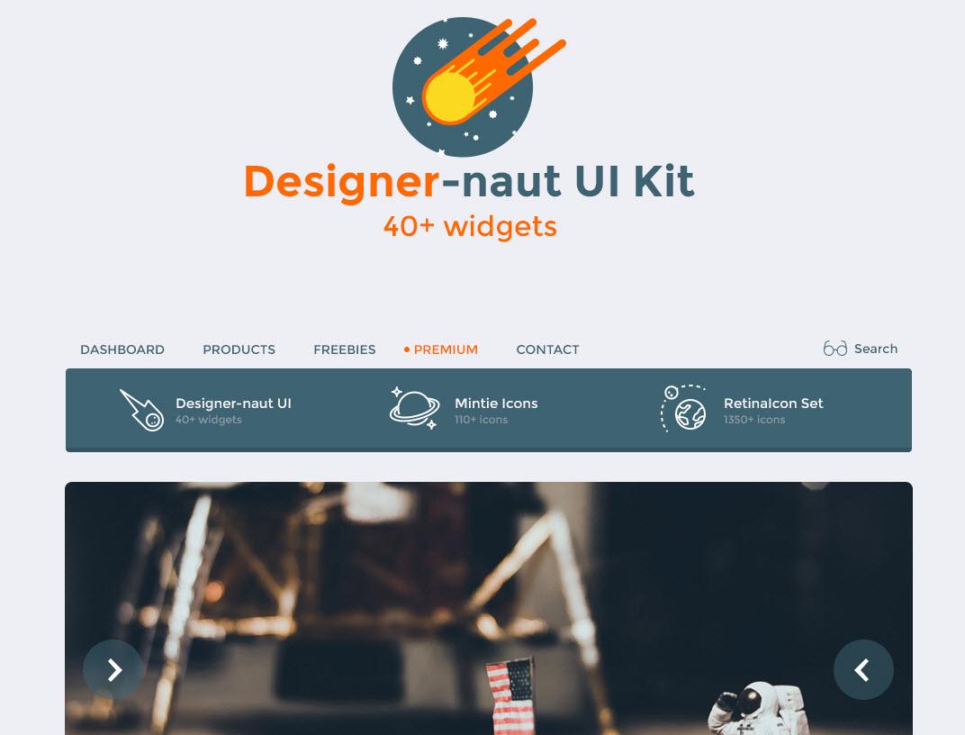 Designer UI-kit