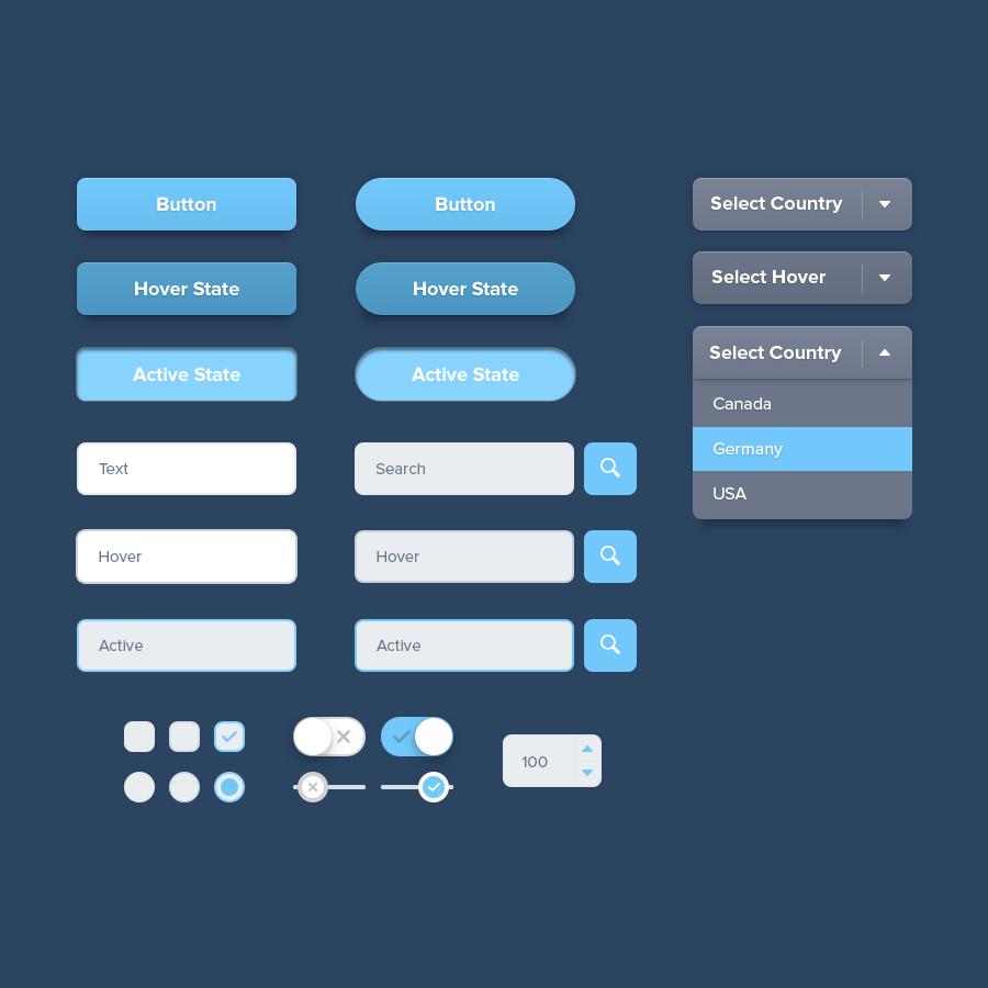 UI-Kit-form